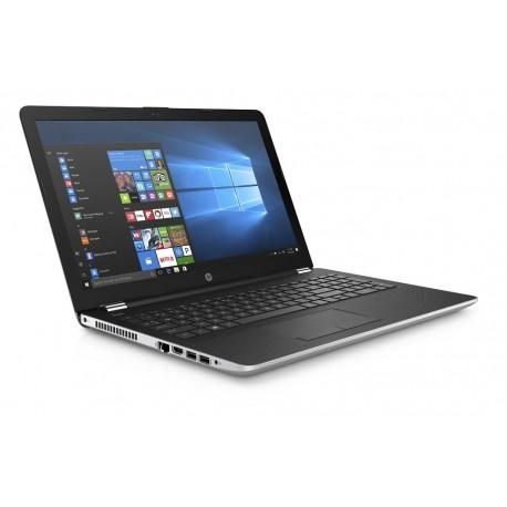 "HP Laptop 15 BS011LA de 15.6"" Core i3 Intel HD 520 Memoria de 8 GB Disco Duro de 1 TB Plata - Envío Gratuito"