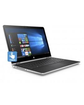 """HP Laptop x360 Convertible 14 ba001la de 14"""" Core i3 Intel HD 620 Memoria 4 GB Disco Duro 500 GB Plata"""