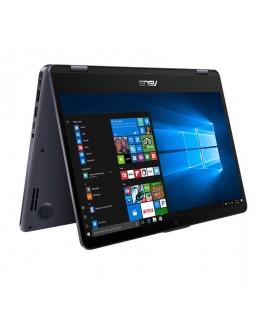 """Asus Laptop TP410UA EC288S de 14"""" Core i3 Memoria de 4 GB Disco duro de 500 GB Gris"""
