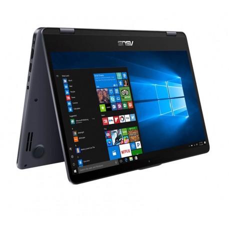 """Asus Laptop TP410UA EC288S de 14"""" Core i3 Memoria de 4 GB Disco duro de 500 GB Gris - Envío Gratuito"""