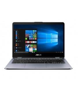 """Asus Laptop TP410UA EC492T de 14"""" Core i7 Memoria de 8 GB Disco duro de 1 TB + 128 GB SSD Gris"""