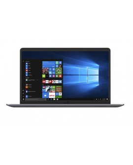 "Asus Laptop S15 S510UN BQ177T de 15.6"" GeForce MX150 Core i7 Memoria de 8 GB Disco duro de 1 TB Gris"