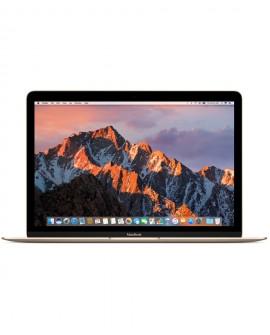 """Apple MacBook MNYK2E/A de 12"""" Procesador Intel Core m3 DC 1 2 GHz Memoria 8GB SSD IB en PCIe 256 GB3 Dorada"""