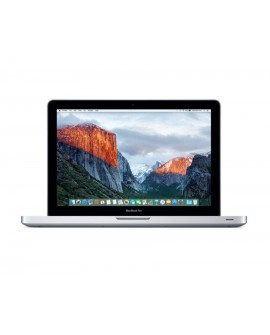 """Apple MacBook Pro MJLQ2E/A de 15.4"""" Intel Core i7 Memoria de 16 GB Unidad de estado sólido de 256 GB Plata"""