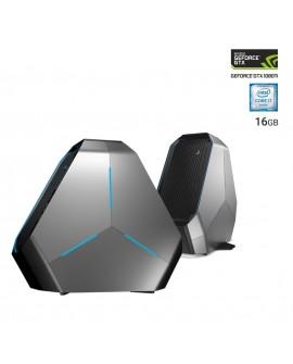 Dell Desktop ALIENWARE AREA 51 Core i7 Memoria de 16 GB Disco duro de 2 TB + 256 GB SSD Negro