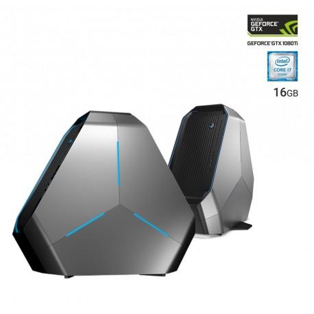 Dell Desktop ALIENWARE AREA 51 Core i7 Memoria de 16 GB Disco duro de 2 TB + 256 GB SSD Negro - Envío Gratuito