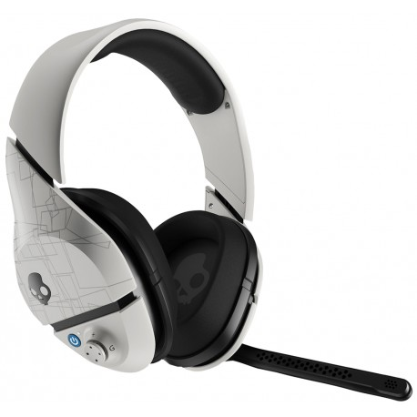 SkullCandy Universal Headset Player 1 Blanco - Envío Gratuito
