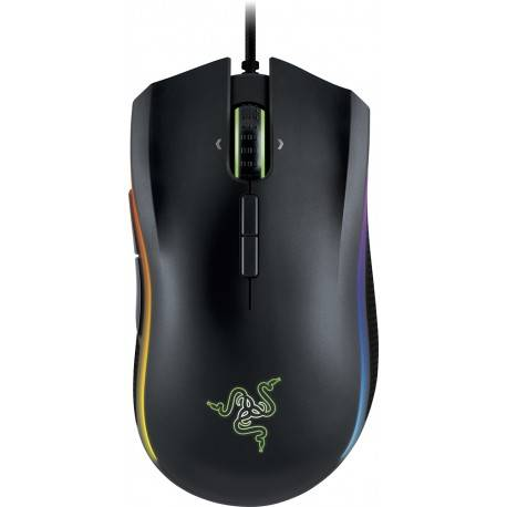 Razer Mouse Gaming Multi Color Mamba Tournament Edition Negro - Envío Gratuito