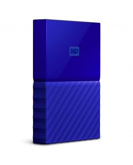 Western Digital Disco Duro My Passport Ultra 1TB Azul - Envío Gratuito