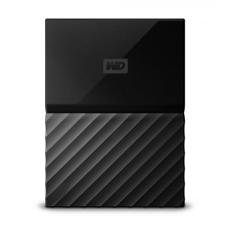 Western Digital Disco Duro My Passport Ultra 2TB Negro - Envío Gratuito