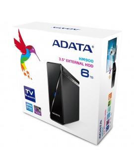 Adata Disco duro escritorio HM900 6TB Negro - Envío Gratuito