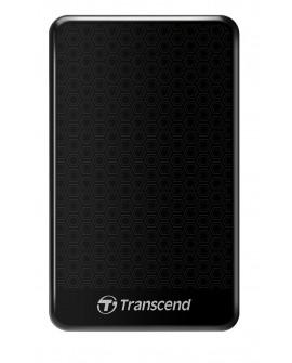 Transcend Disco duro StoreJet 25A3 USB 3.0 1 TB Negro