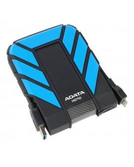 Adata Disco duro de uso rudo AHD710 1TU3 CBL USB 3.0 1 TB Azul