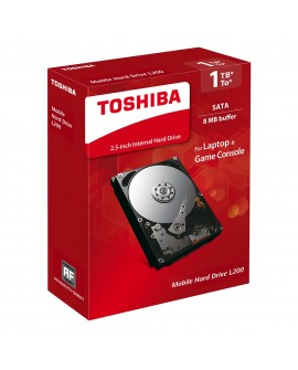 Toshiba Disco Duro Interno 1TB