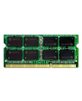 Centon Memoria RAM PC3 10600 DDR3 SODIMM 8 GB Verde - Envío Gratuito