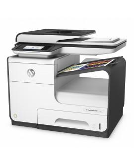 HP Multifuncional Inyección de Tinta OJP 477DW Negro - Envío Gratuito
