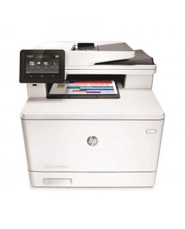HP Impresora Multifunción Laser M377 Blanco