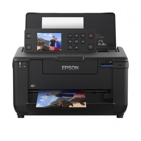 Epson Impresora Portátil PictureMate PM 525 Negro - Envío Gratuito