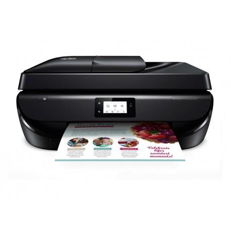 HP Multifuncional DeskJet Ink Advantage 5275 Negro - Envío Gratuito