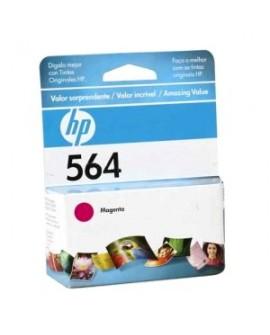 HP Cartucho de tinta 564 Magenta - Envío Gratuito