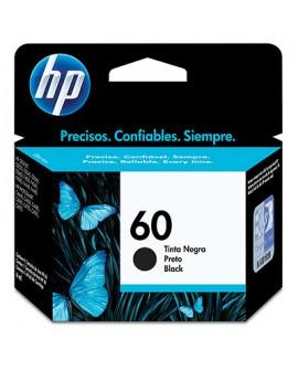 HP Cartucho de tinta 60 Negro - Envío Gratuito