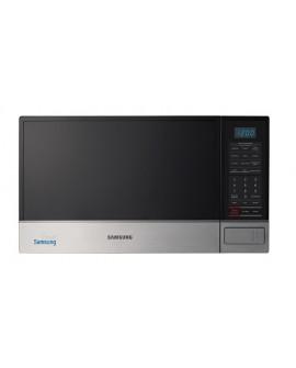 Samsung Horno Microondas 1.1 Ame8114St/Xax Negro/Plata