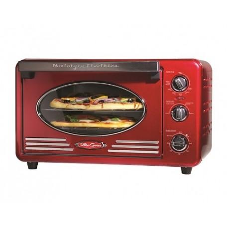 Nostalgia Horno tostador rojo - Envío Gratuito