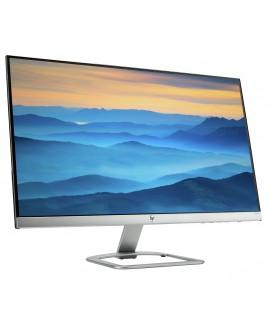 """HP Monitor FHD de 27"""" Technicolor Plata"""