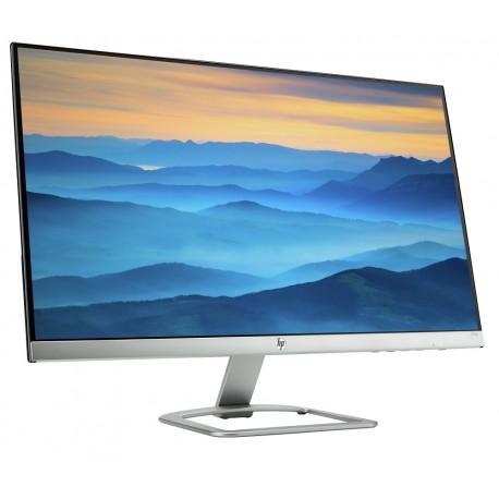"HP Monitor FHD de 27"" Technicolor Plata - Envío Gratuito"