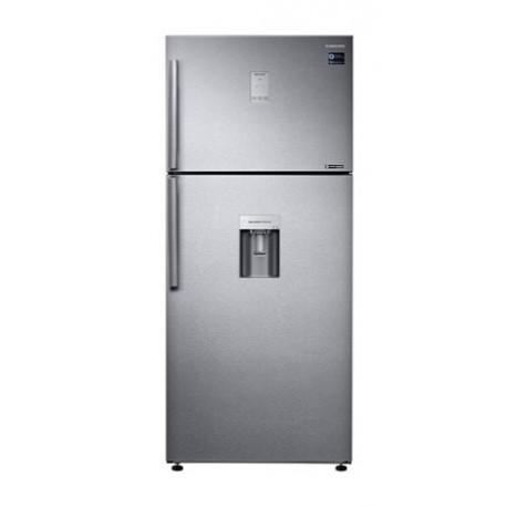 Samsung Refrigerador top mount 16 Pies cúbicos Silver - Envío Gratuito