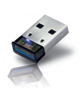 TrendNet Adaptador Micro USB y Bluetooth 4.0 Negro