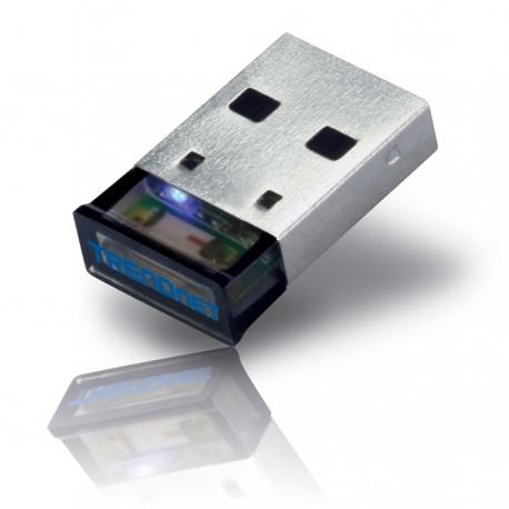 TrendNet Adaptador Micro USB y Bluetooth 4.0 Negro - Envío Gratuito