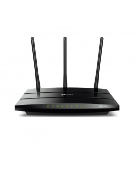 TP-LINK Router inalámbrico Gigabit AC1750 Negro - Envío Gratuito