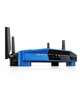Linksys Router Wi-Fi GigaBit MU-MIMO AC3200 WRT3200ACM Azul/Negro