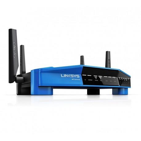 Linksys Router Wi-Fi GigaBit MU-MIMO AC3200 WRT3200ACM Azul/Negro - Envío Gratuito