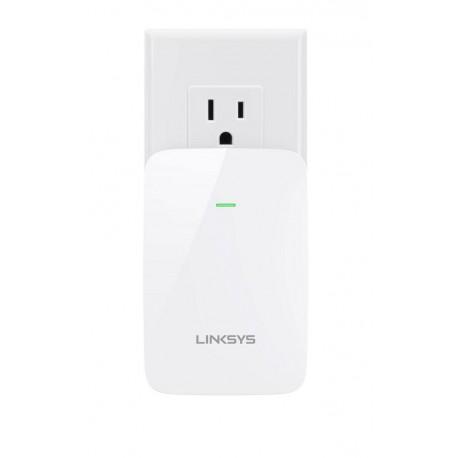 Linksys Extensor de rango DualBand AC1200 LKS RE6350 Blanco - Envío Gratuito
