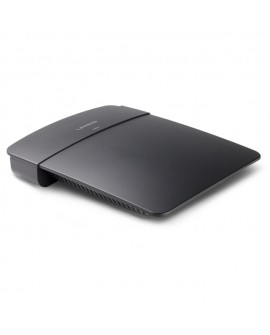 Linksys Router inalámbrico N300 Negro