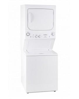 Mabe Centro de lavado a gas carga de 17 kg Blanco