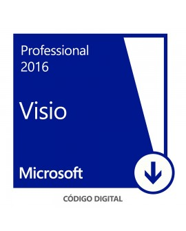 Microsoft Visio Professional 2016 All Languages - Envío Gratuito