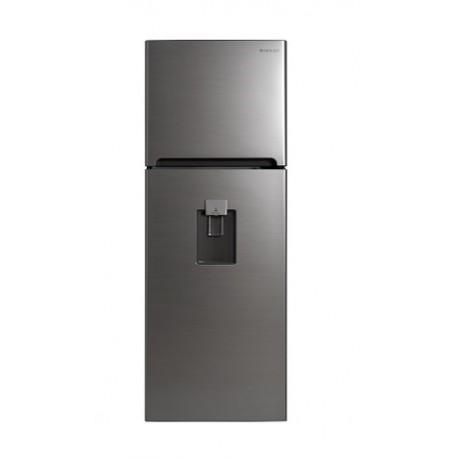 Daewoo Refrigerador de 9Pies cúbicos con despachador Gris - Envío Gratuito