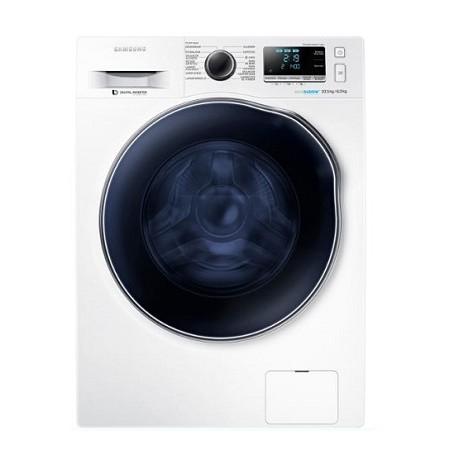 Samsung Lavasecadora con acceso frontal y carga de 10.5 kg Crystalblue Blanco - Envío Gratuito