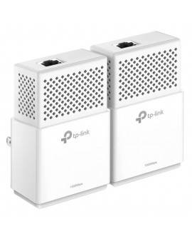 TP-LINK KIT Adaptador de Red Powerline AV1000 GB Blanco