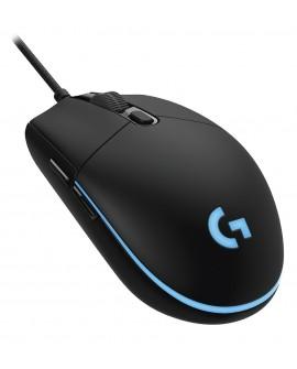 Logitech Mouse G PRO Gaming Negro