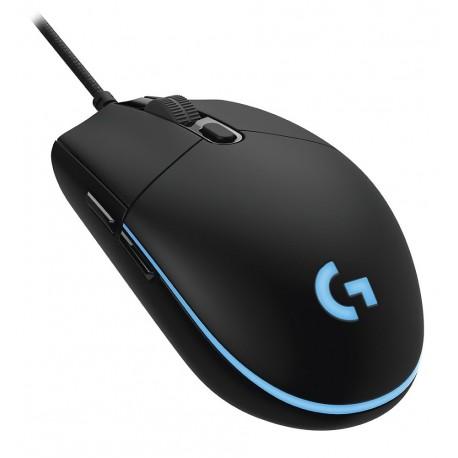 Logitech Mouse G PRO Gaming Negro - Envío Gratuito