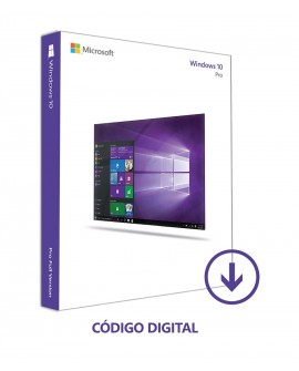 Software Descargable Microsoft Windows Professional 10 Blanco