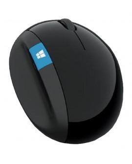 Microsoft Mouse Sculpt Ergonomic 6440BIA Negro
