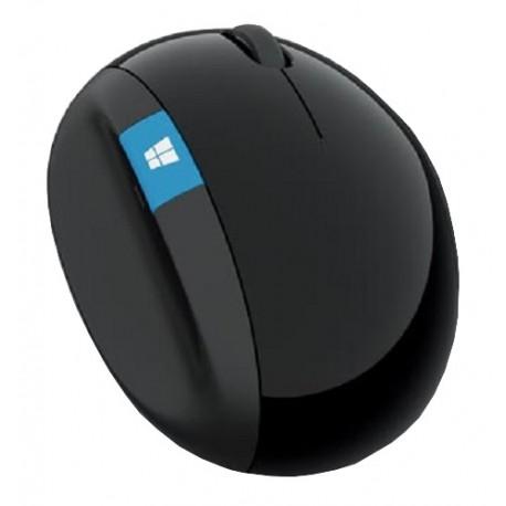 Microsoft Mouse Sculpt Ergonomic 6440BIA Negro - Envío Gratuito
