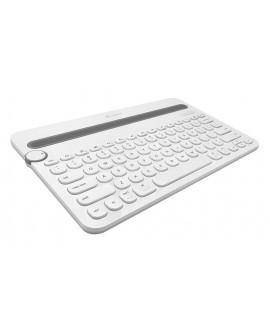 Logitech Teclado Bluetooth K480 Blanco