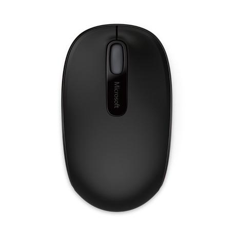 Microsoft Mouse inalámbrico 1850 Negro - Envío Gratuito