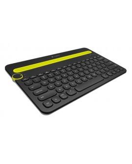 Logitech Teclado Bluetooth K480 920-006346 Negro